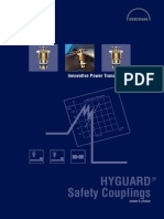 HYGUARD Safety Couplings