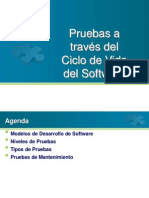 Resumen modelo de desarrollo del software
