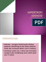 hipertroi adenoid bcsdjcsdhcid