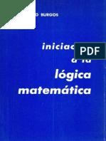 Burgos - Iniciación A La Lógica Matemática.pdf