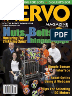 Servo Magazine - January 2010