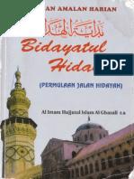 Bidayatul Hidayah - Imam Al Ghazali