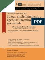 Afiche_seminario Mclc Femenías