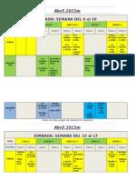 Plantilla de Actividades Recreo (Futbol, Baloncesto, Balontiro) (1)