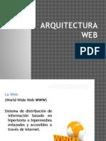 ARQUITECTURA WEB.pptx