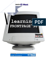 Frontpage Course