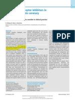 Artículo 4. Inhibidores Del Receptor de ADP.