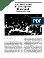 Hopkins, GM - EL Naufragio Del Deutschland