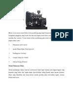 Mesin Pendukung Diesel