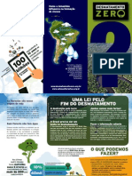 folheto DesmatamentoZero A4