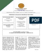 Boletin El Abrazo Nro. 17 del 02.11.2014