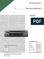 Grundig Ec 4790 Service Manual