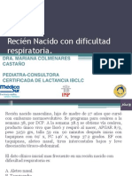 Dificultad respiratoria RESIMED PLUS