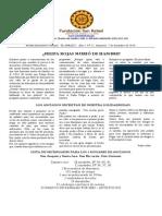 Boletin El Abrazo Nro. 22 del 07.12.2014