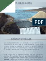 CAIDAS VERTICALES