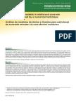 Análise de Modelos de Bielas e Tirantes Para Estruturas