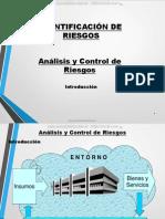 Curso Identificacion Analisis Control Riesgos Industriales