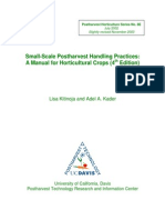 Small Scale Postharvest Handling Manual ENG