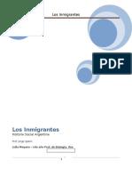 Los Inmigrantes en Argentina