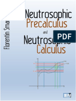 Neutrosophic Precalculus and Neutrosophic Calculus