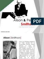Allison & Peter Smithson, teoria de la arquitectura