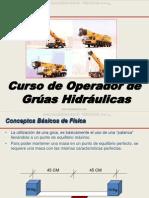 Curso Operador Gruas Hidraulicas Conceptos Basicos Fisica