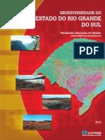 Geodiversidade do estado do Rio Grande do Sul