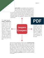 'Jeepers Creepers' Horror Semantics/Semiotics