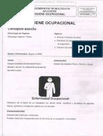Manual Higiene Ocupacional Defensa Incendios Desastres Seguridad Ambiente Primeros Auxilios