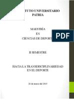 Analisis Juan Luis Barrios