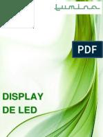 Youblisher.com-339323-Catalogo de Displays de LED LUMINA TECNO