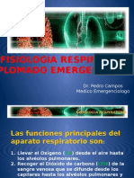 Fisiologia Respiratoria Diplomado Emergenciologia