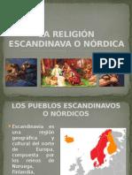 La Religión Escandinava o Nórdica