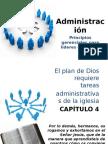 Administración 4. Principios gerenciales para líderes cristianos