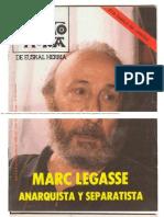 Mark Legasse Elkarrizketa - Punto y Hora