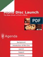 Mono Disc - KAM Presentation - 1