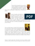 Artesanias de Hueso y Madera en el Estado de México