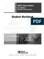Skill Intervention Workbook (Grade 8)