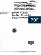 Master thesis audit quality