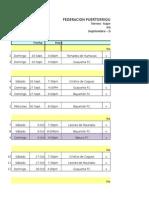 Itinerario Torneo Superior Masculino 2015 - Rev. 9-9