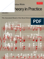 ABRSM - Music Theory in Practice Gr 8 (1993)