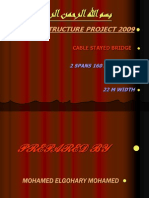 Design of Cable Stayed Bridge Using SAP2000