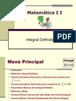 Clases de Integrales Definidas Para Genetica 2010-2