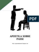 Apostila Sobre Passe (Grupo de Estudo Allan Kardec)