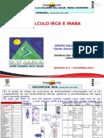 Calculo Irca