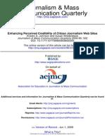 Johnson_Wiedenbeck-2009-Enhancing Perceived Credibility of Citizen Journalism Web Sites