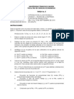 Ufg - Iec 2 - Tarea No. 5 - Funcion de Produccion