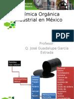 Química Orgánica Industrial en México Clase 1
