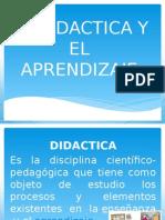 La Didactica y El Aprendizaje Grupo 77777777777777777