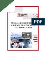 Guia de Seguridad y Buenas Practicas en El Laboratorio